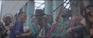 """Video: MS – """"Black AND Proud"""" ft. 2Face Idibia (2Baba)"""